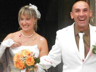 Le mariage de Stéphane et Cathie