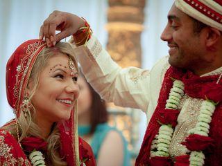 Le mariage de Heather et Dip