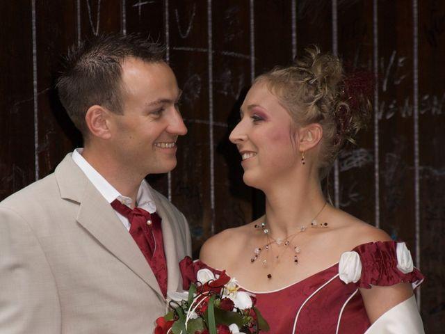 Le mariage de Julien et Aurélie à Masevaux, Haut Rhin 5