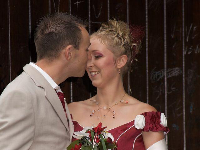 Le mariage de Julien et Aurélie à Masevaux, Haut Rhin 6