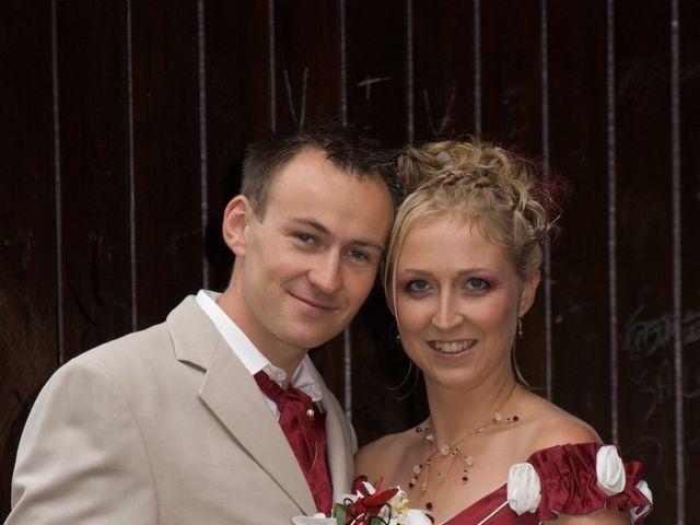 Le mariage de Julien et Aurélie à Masevaux, Haut Rhin 7