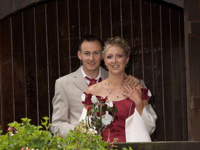 Le mariage de Julien et Aurélie à Masevaux, Haut Rhin 2