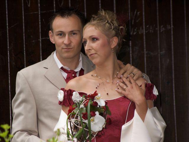 Le mariage de Julien et Aurélie à Masevaux, Haut Rhin 8