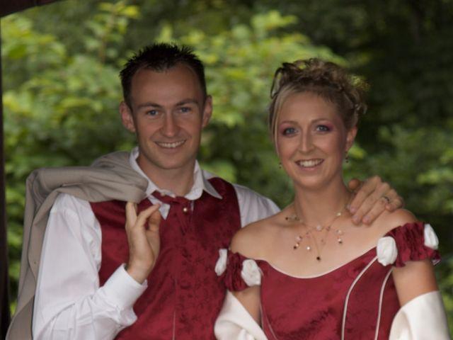 Le mariage de Julien et Aurélie à Masevaux, Haut Rhin 10