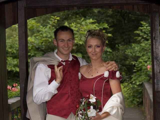 Le mariage de Julien et Aurélie à Masevaux, Haut Rhin 11