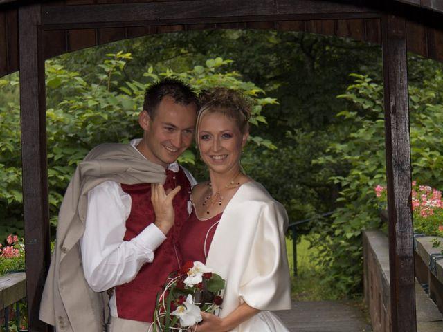 Le mariage de Julien et Aurélie à Masevaux, Haut Rhin 12