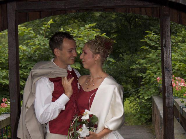 Le mariage de Julien et Aurélie à Masevaux, Haut Rhin 13