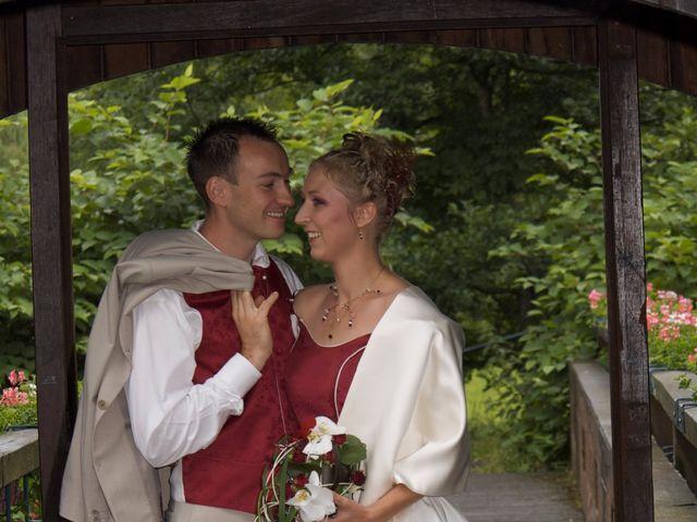 Le mariage de Julien et Aurélie à Masevaux, Haut Rhin 14