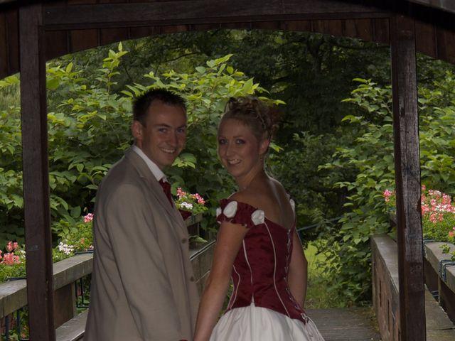 Le mariage de Julien et Aurélie à Masevaux, Haut Rhin 15