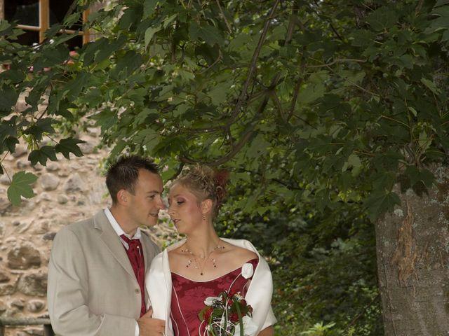 Le mariage de Julien et Aurélie à Masevaux, Haut Rhin 21