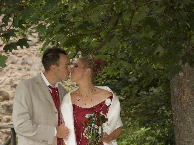 Le mariage de Julien et Aurélie à Masevaux, Haut Rhin 23