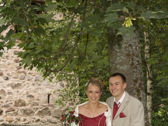 Le mariage de Julien et Aurélie à Masevaux, Haut Rhin 25