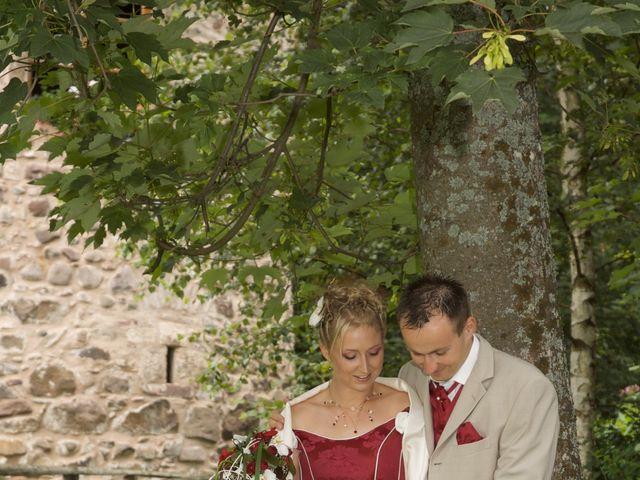 Le mariage de Julien et Aurélie à Masevaux, Haut Rhin 28