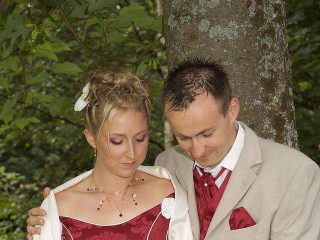 Le mariage de Julien et Aurélie à Masevaux, Haut Rhin 29