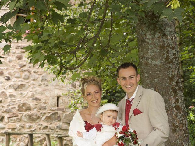 Le mariage de Julien et Aurélie à Masevaux, Haut Rhin 31