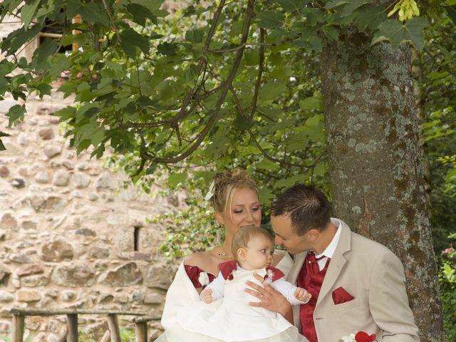Le mariage de Julien et Aurélie à Masevaux, Haut Rhin 32