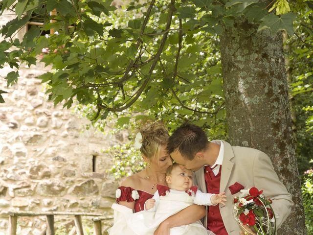 Le mariage de Julien et Aurélie à Masevaux, Haut Rhin 34
