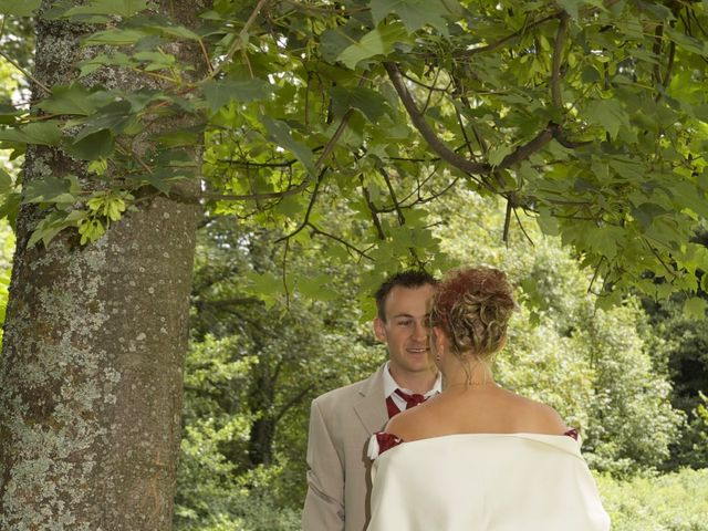 Le mariage de Julien et Aurélie à Masevaux, Haut Rhin 35