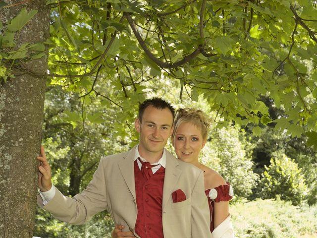 Le mariage de Julien et Aurélie à Masevaux, Haut Rhin 36