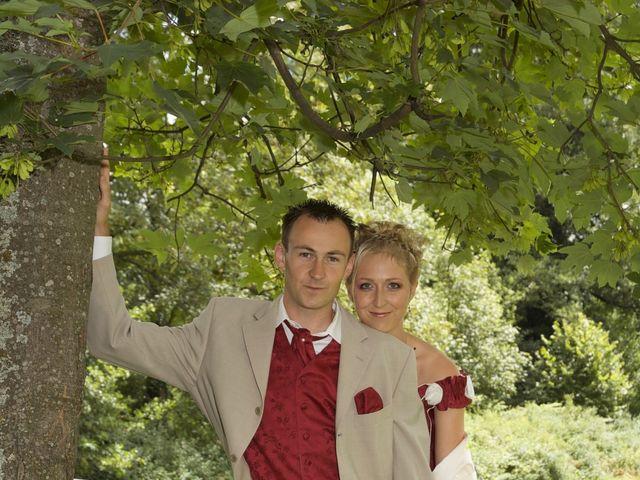 Le mariage de Julien et Aurélie à Masevaux, Haut Rhin 37