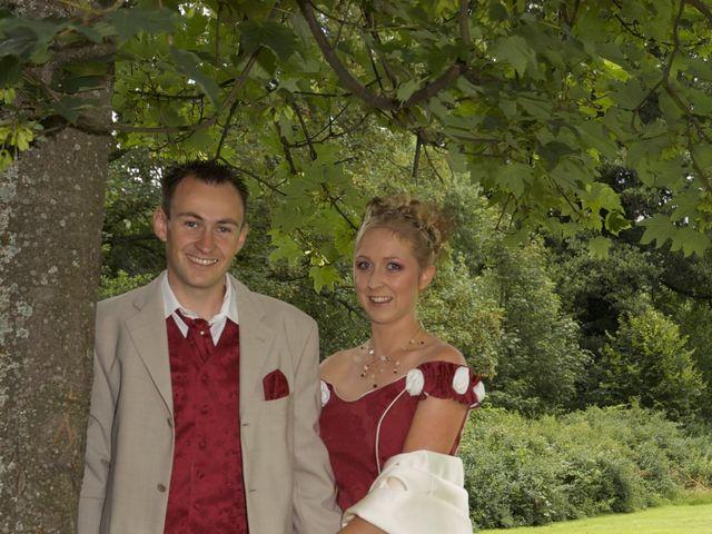 Le mariage de Julien et Aurélie à Masevaux, Haut Rhin 40