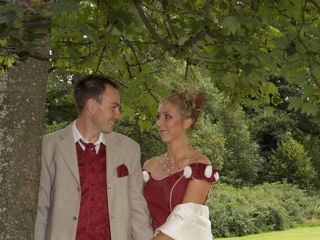 Le mariage de Julien et Aurélie à Masevaux, Haut Rhin 41