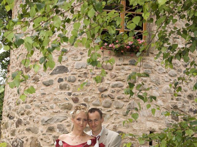 Le mariage de Julien et Aurélie à Masevaux, Haut Rhin 44