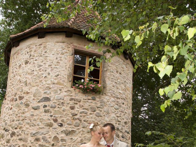 Le mariage de Julien et Aurélie à Masevaux, Haut Rhin 45