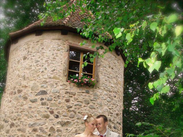 Le mariage de Julien et Aurélie à Masevaux, Haut Rhin 46