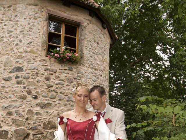 Le mariage de Julien et Aurélie à Masevaux, Haut Rhin 47
