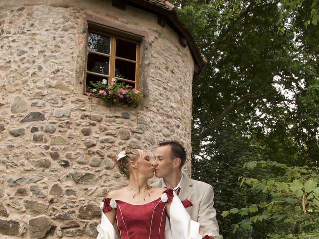 Le mariage de Julien et Aurélie à Masevaux, Haut Rhin 48