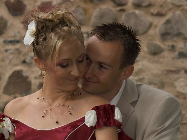 Le mariage de Julien et Aurélie à Masevaux, Haut Rhin 50