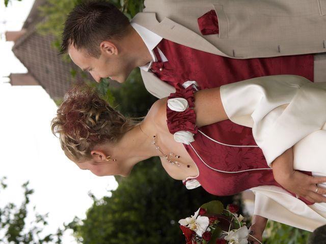 Le mariage de Julien et Aurélie à Masevaux, Haut Rhin 53