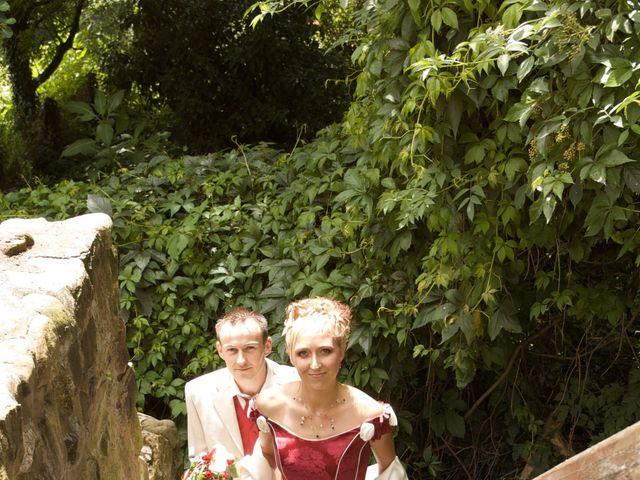 Le mariage de Julien et Aurélie à Masevaux, Haut Rhin 56