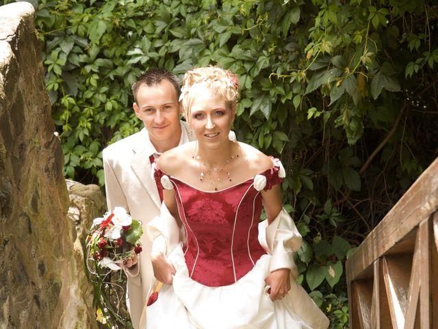 Le mariage de Julien et Aurélie à Masevaux, Haut Rhin 57