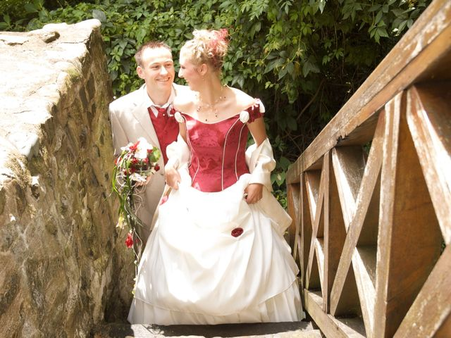 Le mariage de Julien et Aurélie à Masevaux, Haut Rhin 58