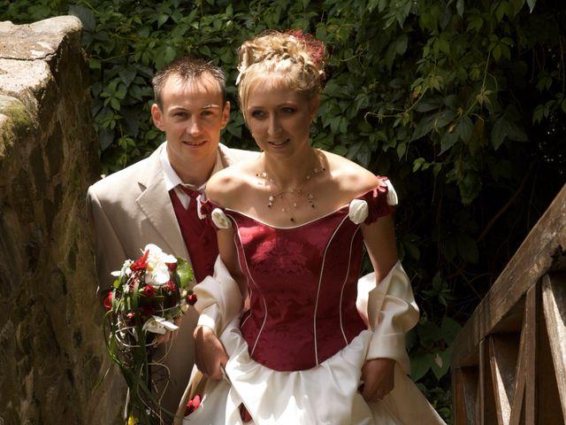 Le mariage de Julien et Aurélie à Masevaux, Haut Rhin 61