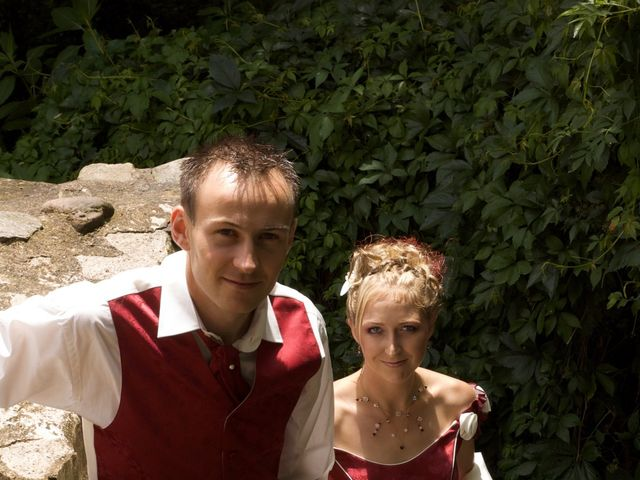 Le mariage de Julien et Aurélie à Masevaux, Haut Rhin 62