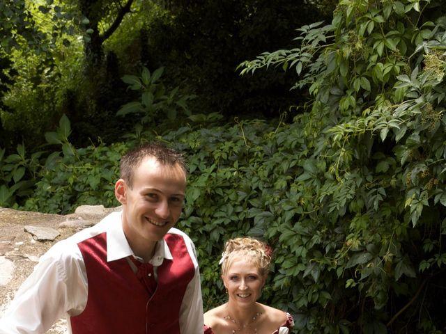 Le mariage de Julien et Aurélie à Masevaux, Haut Rhin 67