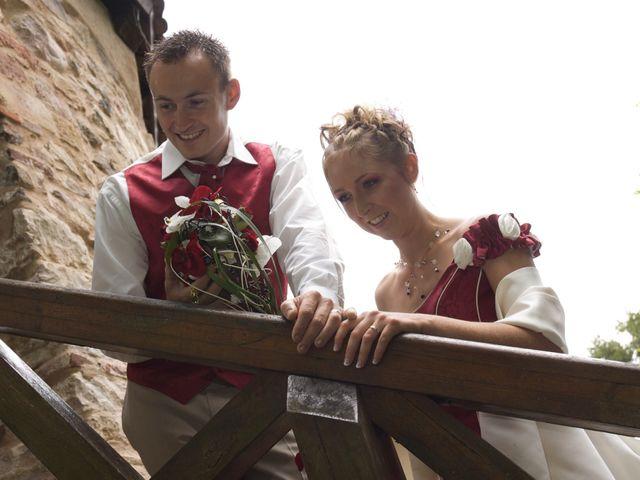 Le mariage de Julien et Aurélie à Masevaux, Haut Rhin 69