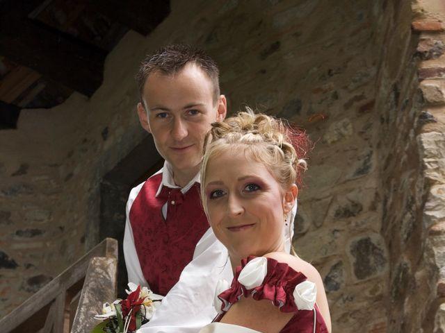 Le mariage de Julien et Aurélie à Masevaux, Haut Rhin 71
