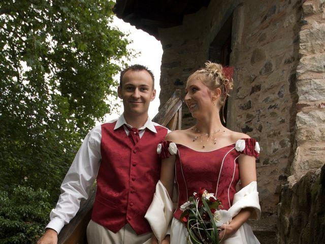 Le mariage de Julien et Aurélie à Masevaux, Haut Rhin 77