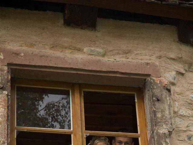 Le mariage de Julien et Aurélie à Masevaux, Haut Rhin 79