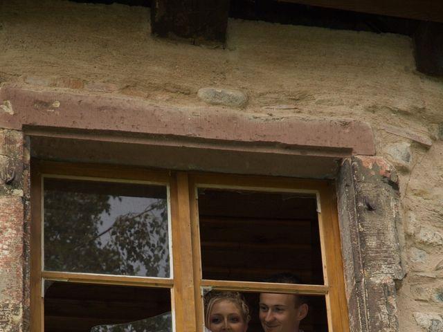 Le mariage de Julien et Aurélie à Masevaux, Haut Rhin 80