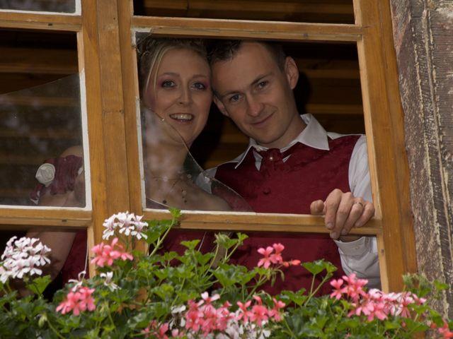 Le mariage de Julien et Aurélie à Masevaux, Haut Rhin 83