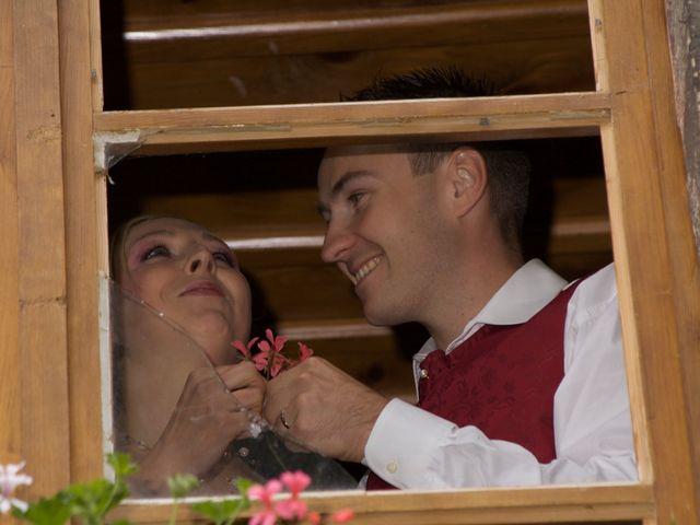 Le mariage de Julien et Aurélie à Masevaux, Haut Rhin 85