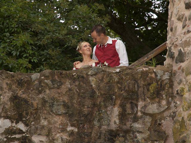 Le mariage de Julien et Aurélie à Masevaux, Haut Rhin 89