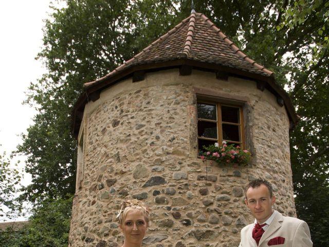 Le mariage de Julien et Aurélie à Masevaux, Haut Rhin 98