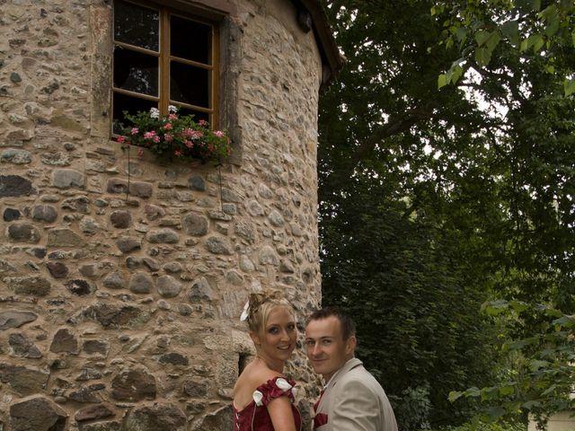Le mariage de Julien et Aurélie à Masevaux, Haut Rhin 101