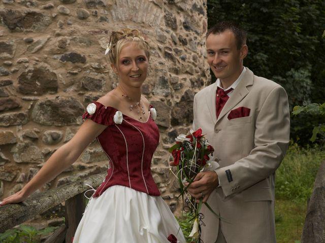 Le mariage de Julien et Aurélie à Masevaux, Haut Rhin 102